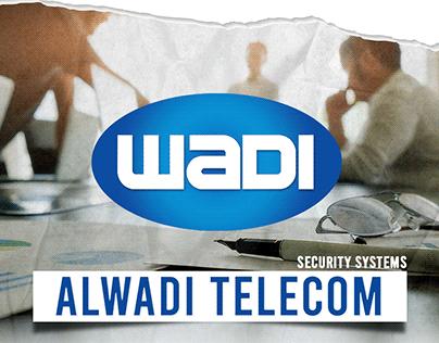 alwadi telecom || Catalogs&Brochure