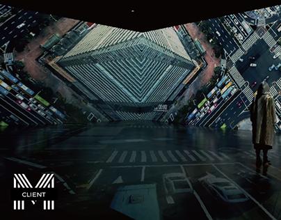 沉浸式影像空间 | 深圳市城市规划展 · 深圳城市影厅IMMERSIVE