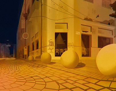 Rua da moeda