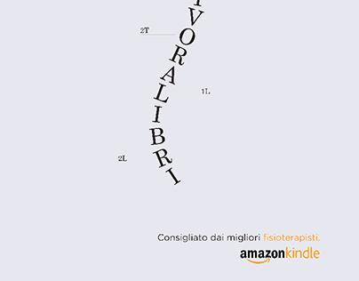 Amazon Kindle / Copy Ad