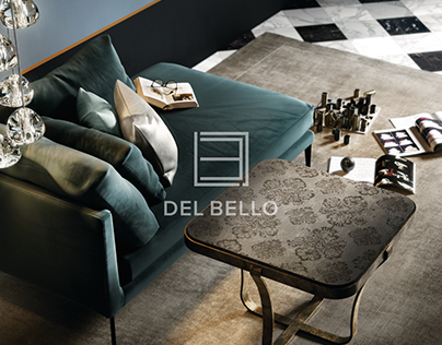 Del Bello - Brand e Visual Identity