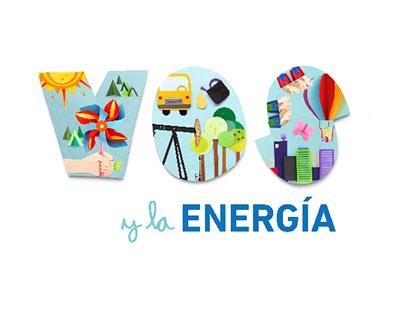 YPF - Vos y la energía