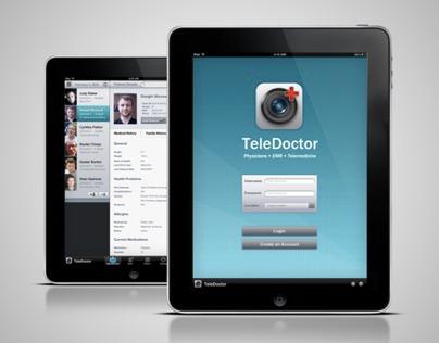 TeleDoctor iPad App