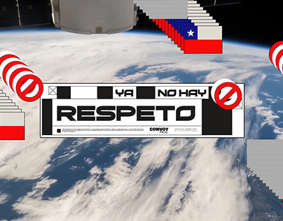 Ya no hay respeto - Art direction & Motion graphics