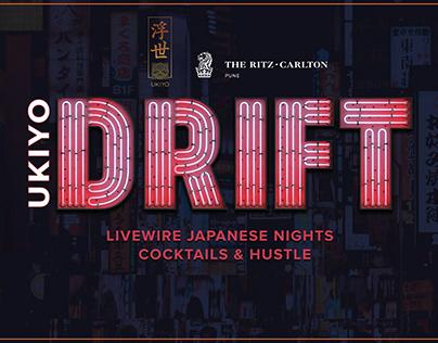 UKIYO DRIFT - THE RITZ-CARLTON, PUNE