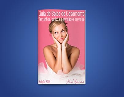 E-book Guia de Bolos - Ana Barros