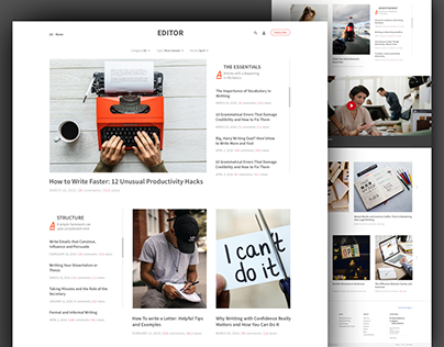 Magazine for Writers