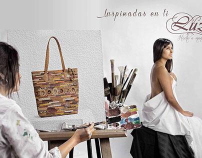 """Fotografía publicitaria """"Luz Hecho a Mano"""""""