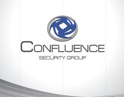 Confluence Security Group, LLC. Trade Show Display