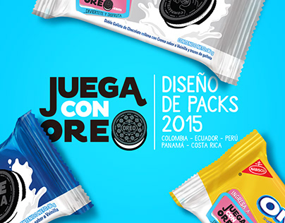 Packs Juega Con Oreo 2015