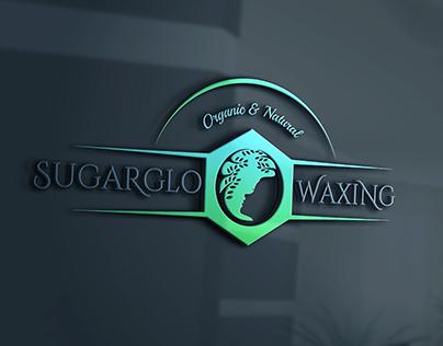 SugarGlo Waxing Branding