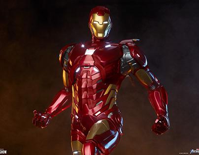 Iron Man 1:3 Statue