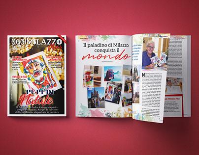 "Magazine ""Oggi Milazzo Plus"" n. 7"