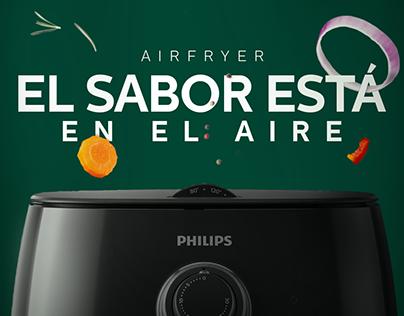 El sabor está en el aire | Philips