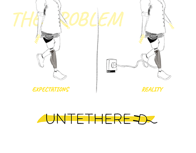 Untethered - Infinite Energy for Prosthetics
