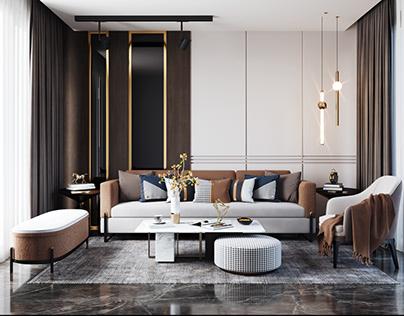 Luxury Interior Scene