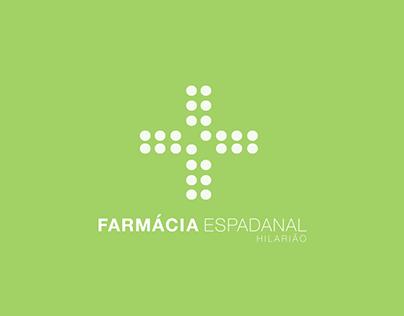Farmácia Espadanal logo
