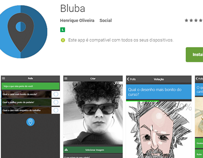 Aplicativo Mobile :: Social