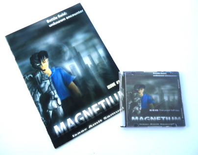 Graphic Novel - Magnitium
