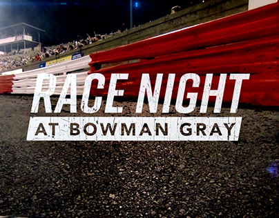 Race Night at Bowman Gray - Discovery