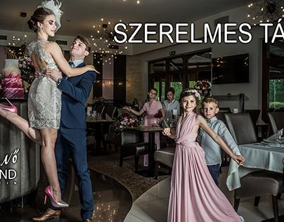 SZERELMES TÁNC (Esküvő Trend Magazin 2020./1.)