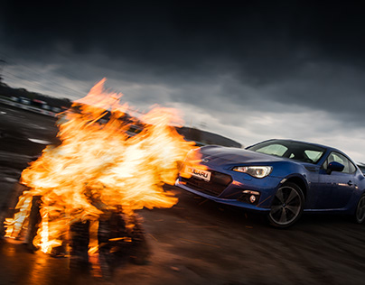 Subaru CZ - Burning of the witches