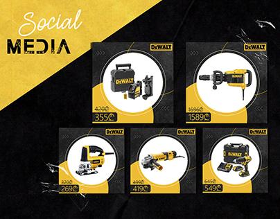 DeWALT Georgia - Social Media
