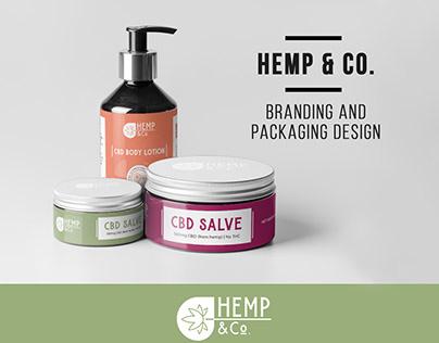 Hemp - Packaging