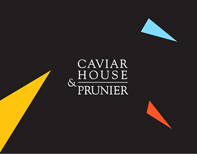Web. Caviar House & Prunier