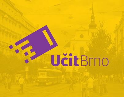 Učit Brno - Visual Identity