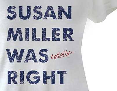 Susan Miller Was Right