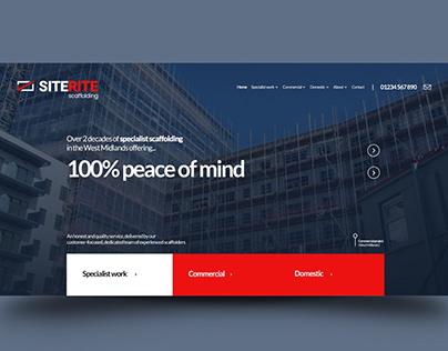 Siterite | Web design