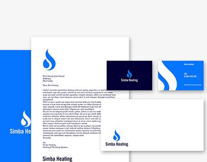 Simba Heating | Branding