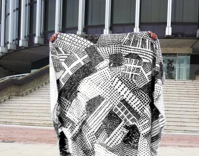Creteil Napoli - Pattern Design