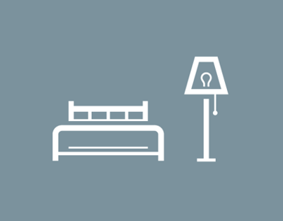 Furniture pictograms