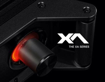 XA Amplifier Series