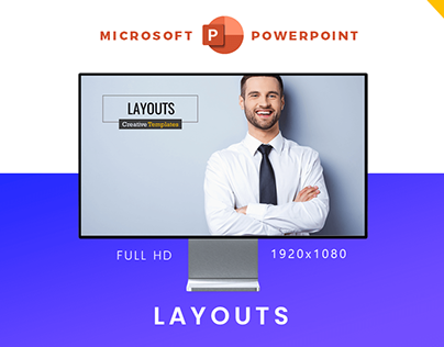 Layouts -Presentation Template | Unlock Your Creativity