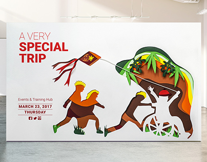 A very special trip