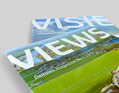 DELTARES Coporate Magazines