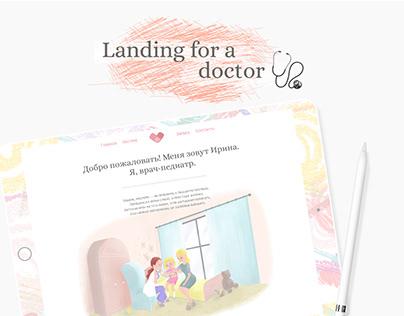 Pediatrician Irina