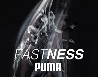 Fastness - Campaña nuevo slogan de PUMA