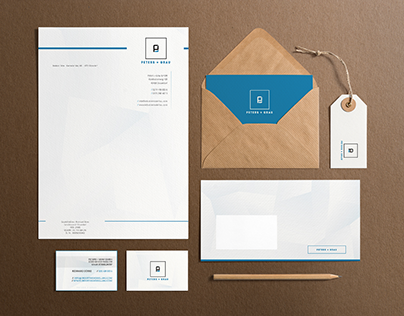 Corporate Design // Peters + Grau