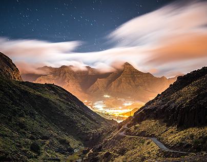 Night Photographyin Gran Canaria.