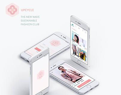 UPCYCLE - E-Commerce Concept