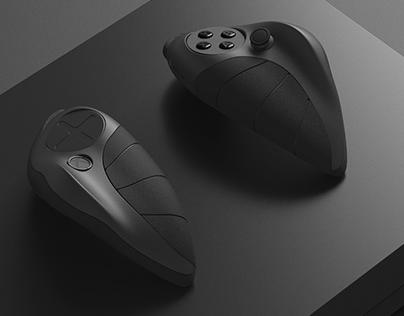 Xbox game controller redesign