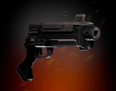 Weapon - Concept Art