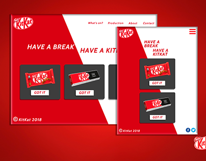KitKat Re-Design