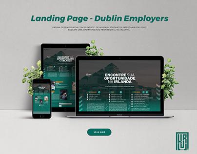Landing Page - Dublin Employers
