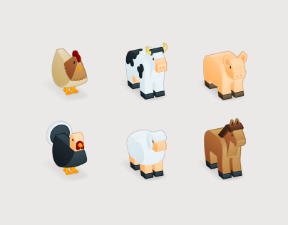 Farm IconSet