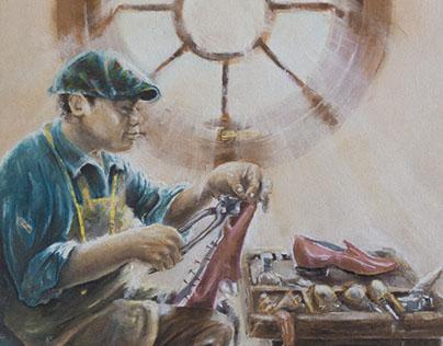The pope's shoemaker - Il calzolaio del papa